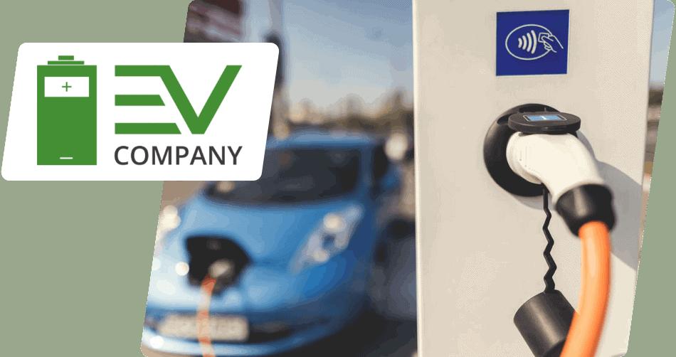 EV Company laadpas aanvragen